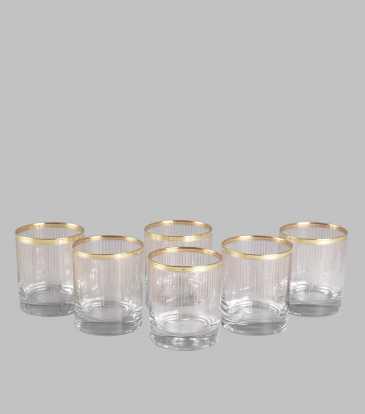 Celebration Whisky Glasses Set of 6