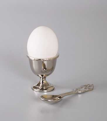 Egg Cup with Spoon