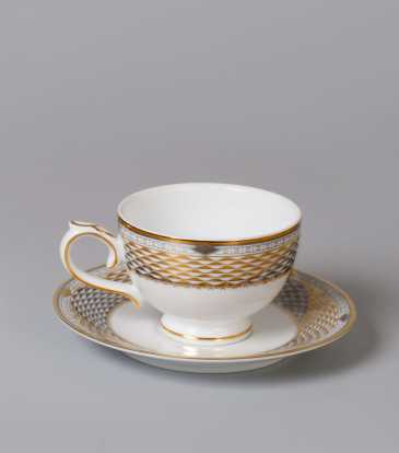 Add On Burgeon Tea Set 12 Pcs