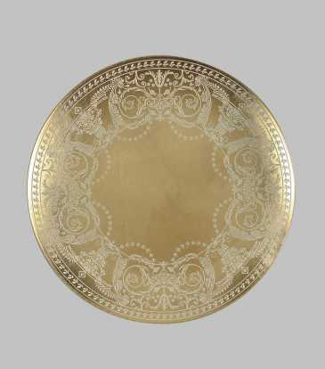 La Perla Platter Gold