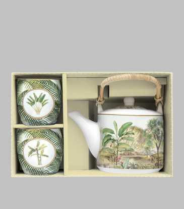 Ceylon Tea set S/5