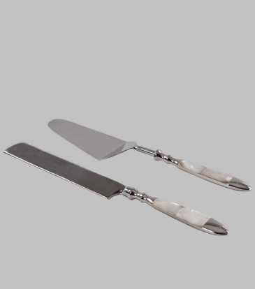 MOP Cake server Set of 2
