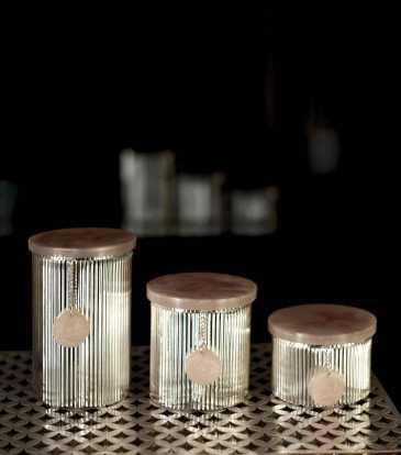 Striped Jar Large