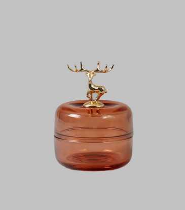Deer box copper