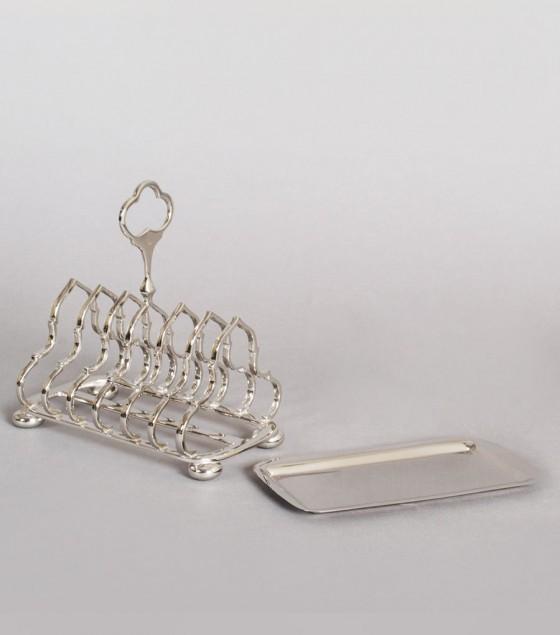 Elizabethan toast rack