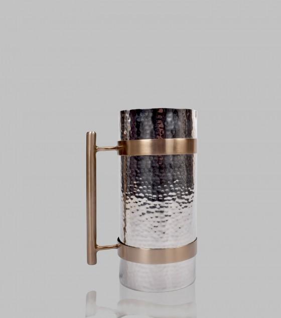 Hammered jug