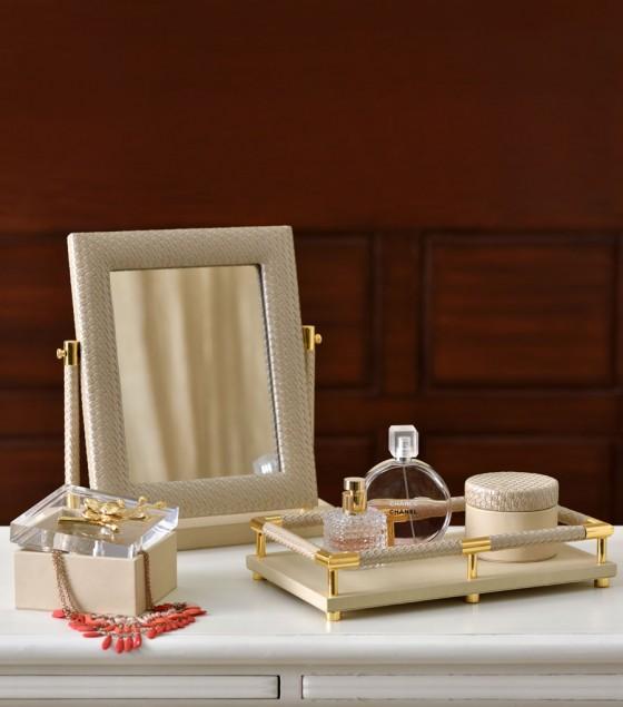 Woven Vanity Tray