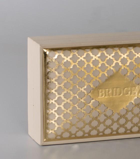 Moroccan Bridge Box