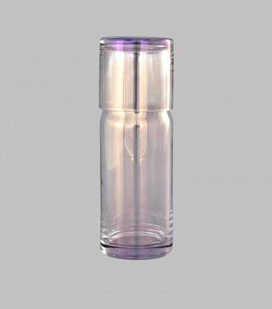 Amara Bottle with Glass