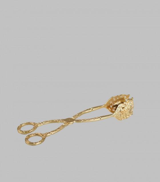 Royal pastry tong Gold