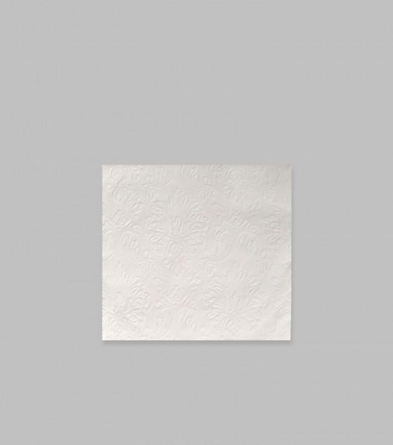 Moments Ornament Cream Paper Napkins Large S/20