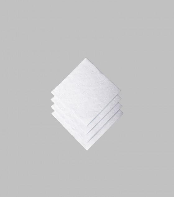 Moments Ornament Pearl Paper Napkins Small S/20