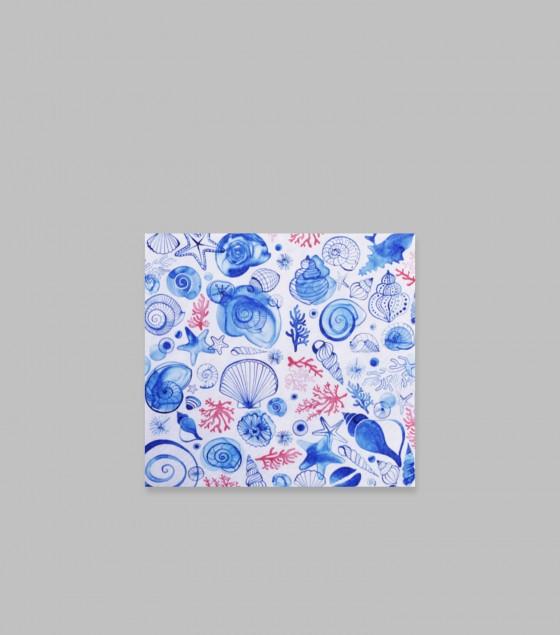 Sea Life Paper Napkins S/20