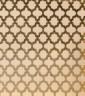 Moroccan Rectangular Slim Tray Gold