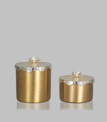Lotus Jar Small