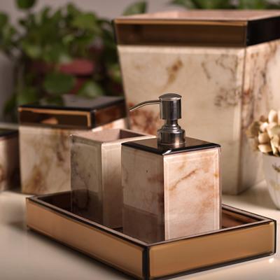 Marble-Bath-Set