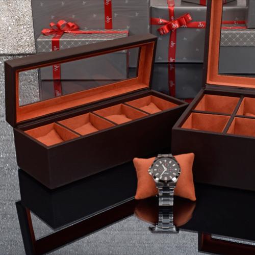 Gentleman Watch Box